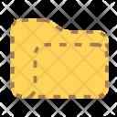 Folder Hidden Data Icon