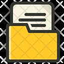 Folder Documentation Project Icon