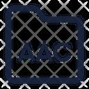 Folder Aac Icon