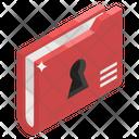 Folder Lock Folder Access Folder Protection Icon