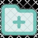 Folder Add In Lc Document File Icon