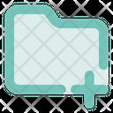 Folder Add Ou Lc Document File Icon