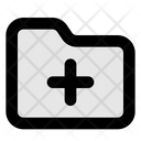 Folder Add In Lc Icon