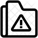 Files Storage Alert Icon