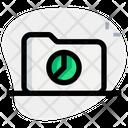 Folder Analysis Graph Folder Analysis Folder Icon