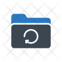 Folder File Reload Icon