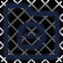 Folder Chat Icon
