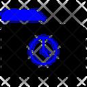 Folder Icon Clock Symbol Clock Icon