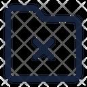 Folder Close File Icon