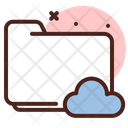 Folder Cloud Cloud Folder Folder Cloud Icon