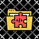 Folder Coding Program Folder Folder Icon