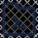 Folder Command File Icon