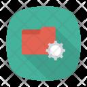 Folder Configuration Icon