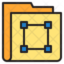 Connect Folder Folder Connection Icon