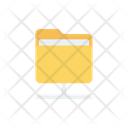 File Sharing Transfer Folder Icon