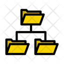 Filesharing Transfer Folder Icon