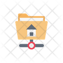 Folder Home Directory Icon