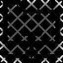 Archive Folder Network Icon