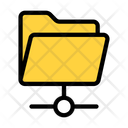 Folder Connection Folder Directory Icon