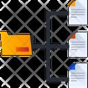 Folder Connection Folder Network Shared Folder Icon