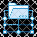 Folder Archive Files Icon