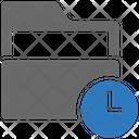 Seo Clock Folder Icon