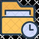 Folder Deadline Icon