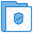 Folder Defense Icon