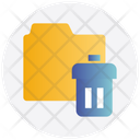 Directory Trash Folder Icon