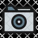 Folder Disc Icon
