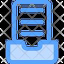 Folder Document Data Collection Data Folder Icon