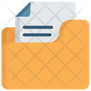 Folder Document Data Note Icon