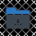 Download Folder Files Icon