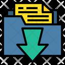 Folder Download Folder Download Icon