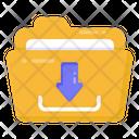 Data Download Folder Download Folder Save Icon