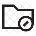 Folder Edit Folder Storage Icon