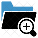 Folder Explorer Find Icon