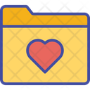 Bookmarks Favorite Folder Icon