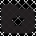 Folder Favourite Icon