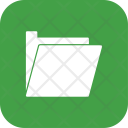 Folder File Organizing Icon