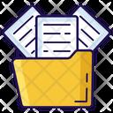 Folder Files Files Document Icon
