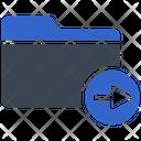 Forward Move Archive Icon
