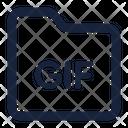 Folder Gif Icon