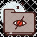 Folder Hidden Icon