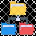 Folder Hierarchy Icon