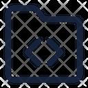 Folder File Format Icon