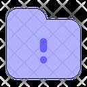 Folder Info Folder Information Info Icon