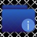 Folder Info Icon