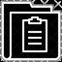Folder Information Icon