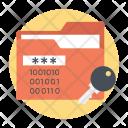 Folder Key Icon